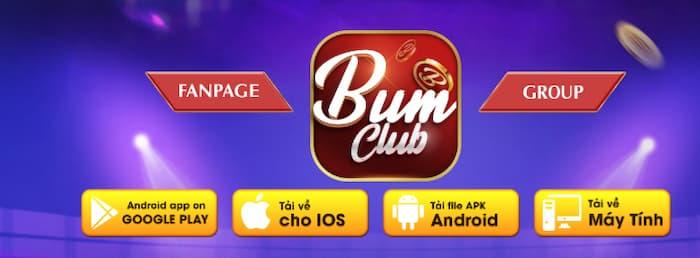 Bum Club – cổng game bài thú vị, uy tín nhất hiện nay