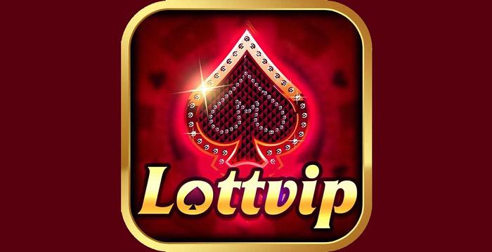 Logo cổng game đổi thưởng Lottvip