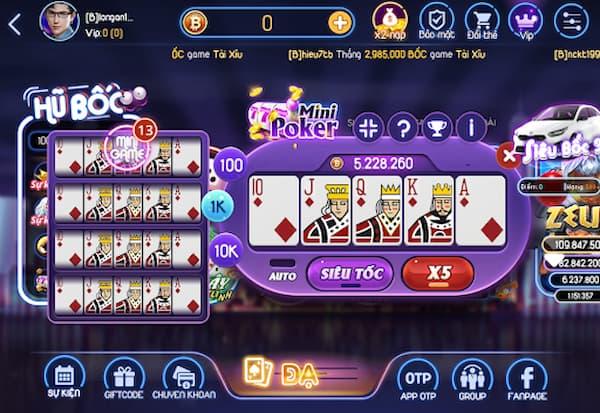 Boc Club | link vào boc Club | Game bài đổi thẻ Làm Giàu Siêu Tốc