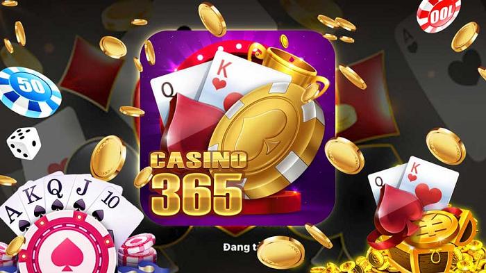 Casino365- trải nghiệm thế giới game hoàn hảo!