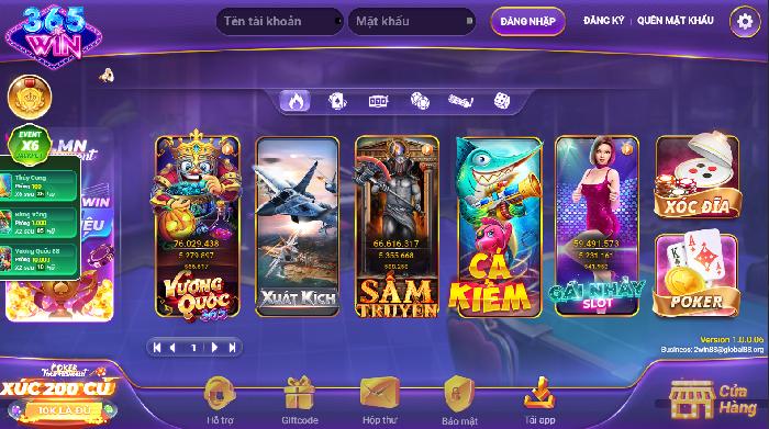 G365 | Link tải G365 | Cổng game đổi thưởng đông đảo người chơi nhất