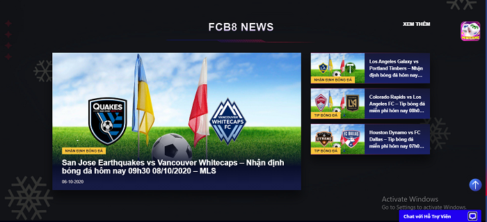 Nhà cái uy tín FCB8 - sân chơi nổ hũ đổi thưởng uy tín số một Việt Nam