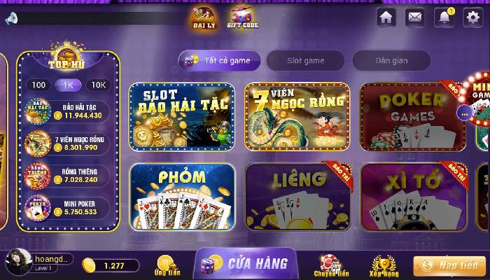 Giới thiệu cổng game bài quốc tế với cộng đồng người chơi lớn