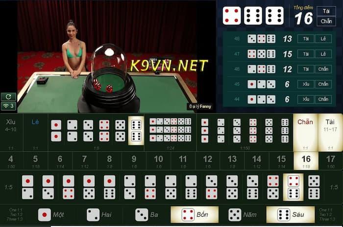 Kho game hấp dẫn tại k9win