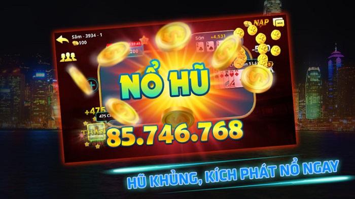 Kho game cực kỳ thu hút tại Nohu888