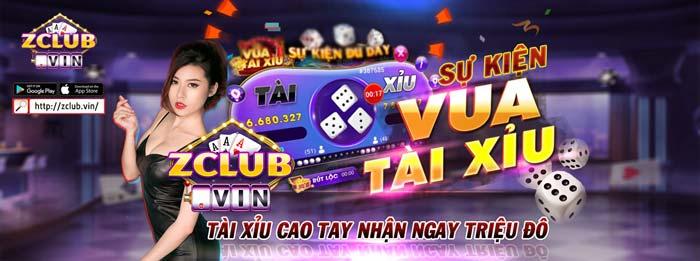 Zclub – nhà cái chơi game đổi thưởng đẳng cấp nhất hiện nay