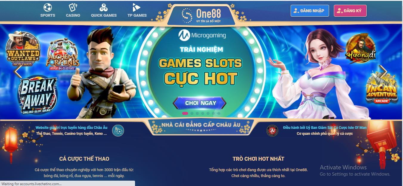 One88 | Đánh giá nhà cái One88 | Link vào nhà cái One88 uy tín
