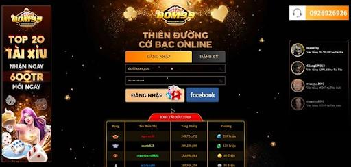 Dom99 - cổng game uy tín, chất lượng cho game thủ tại Việt Nam 2021