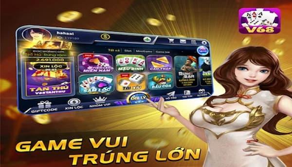Game bài đa nền tảng giúp người chơi có thể tải về thiết bị dễ dàng