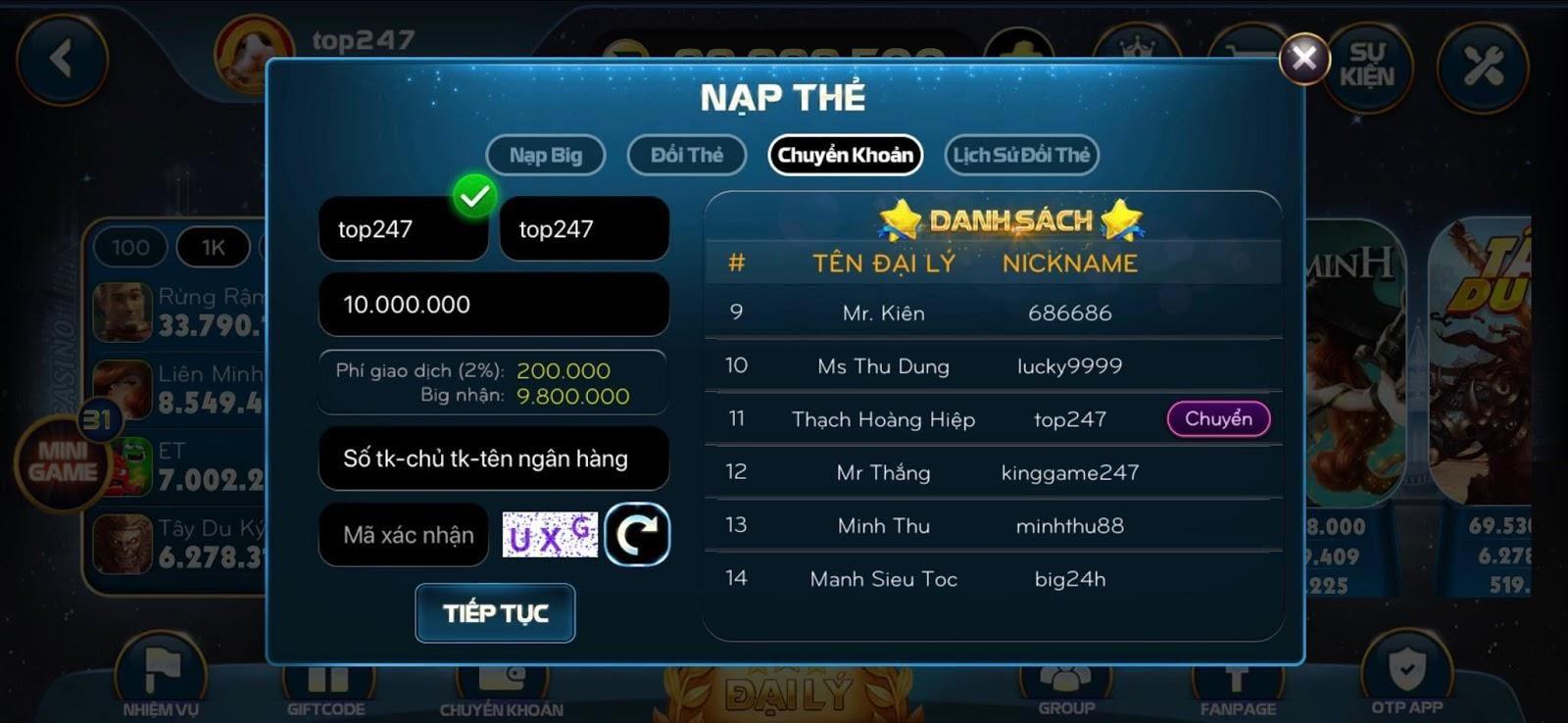 Big79 Cổng game đổi thưởng bắt kịp xu hướng nhất thị trường
