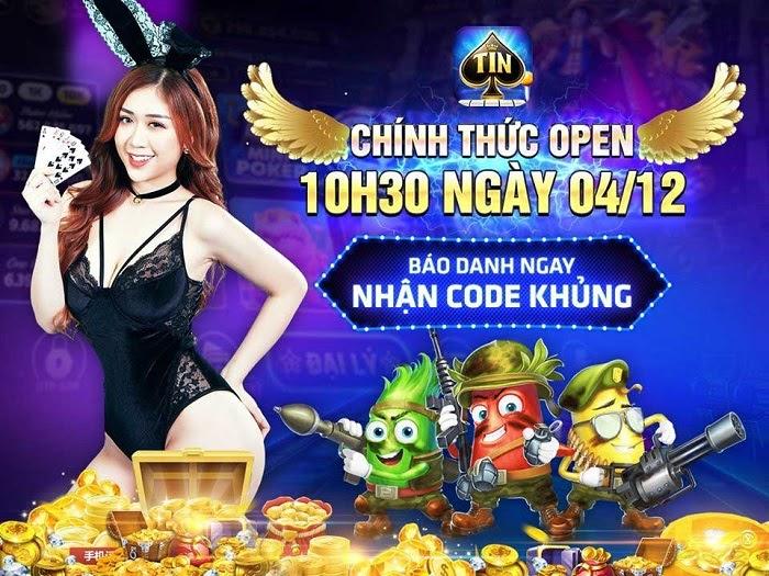 Tinclub – Thiên đàng giải trí online đình đám nhất Việt