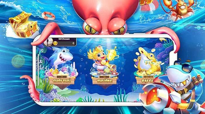 Bắn cá ICá là game như thế nào?