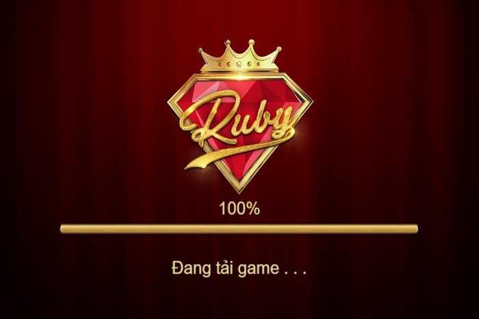 Màn hình tải của Ruby