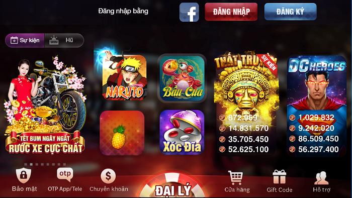 Bum88 Club: Cổng game đổi thưởng quốc tế với trò chơi siêu phẩm