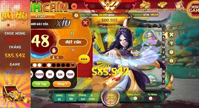 WinFun với kho game khổng lồ, đa dạng