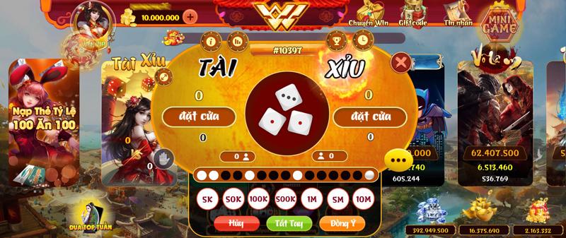 Winfun là cổng game hàng đầu hiện nay