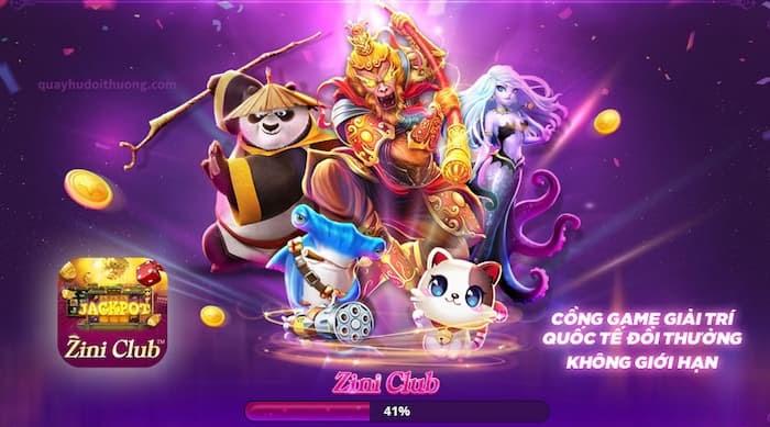 Zini Club cổng game giải trí quốc tế đổi thưởng không giới hạn