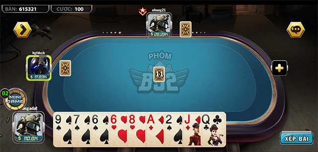 Game bài bom tấn cá cược uy tín - B52 Club