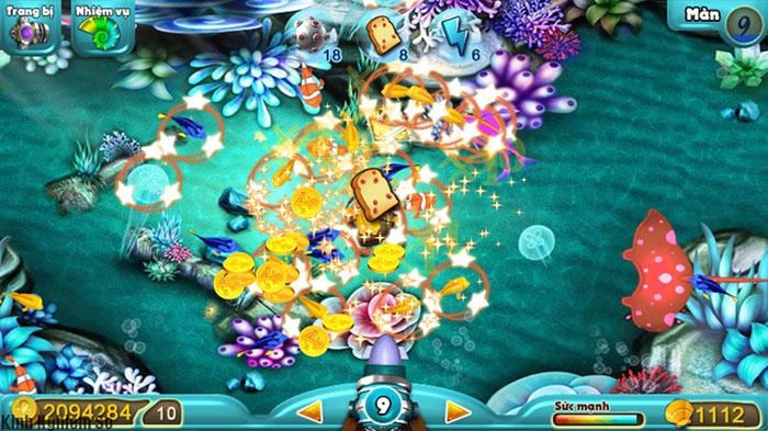 Link tải game bắn cá