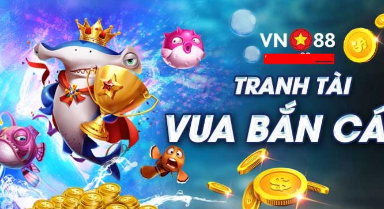 Cổng game bắn cá VN88