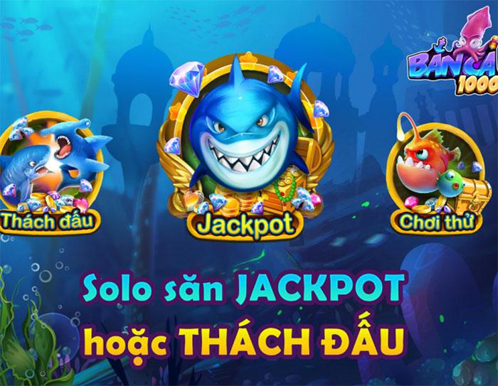 Bắn cá trực tuyến jackpot là game như thế nào?