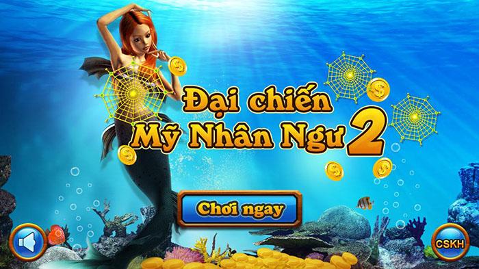 Bắn cá online mỹ nhân ngư