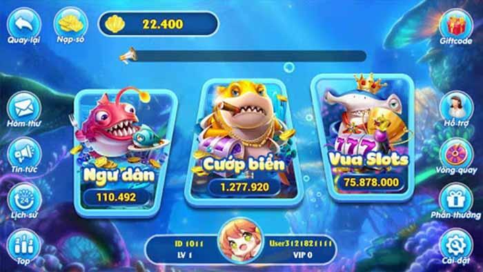 Link tải bắn cá đổi thưởng siêu cấp