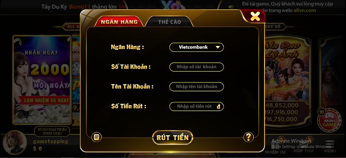 Game bài đổi thưởng X8 Club - sân chơi đích thực cho game thủ đam mê đánh bài ăn tiền