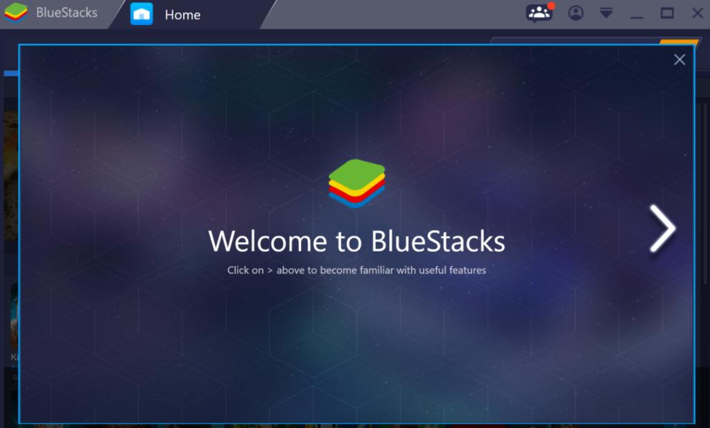 BlueStacks là một thiết bị giả lập có thể truy cập như điện thoại dễ dàng