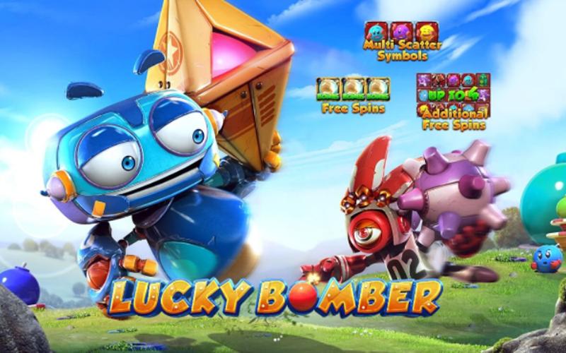 Game slot Lucky Bomber