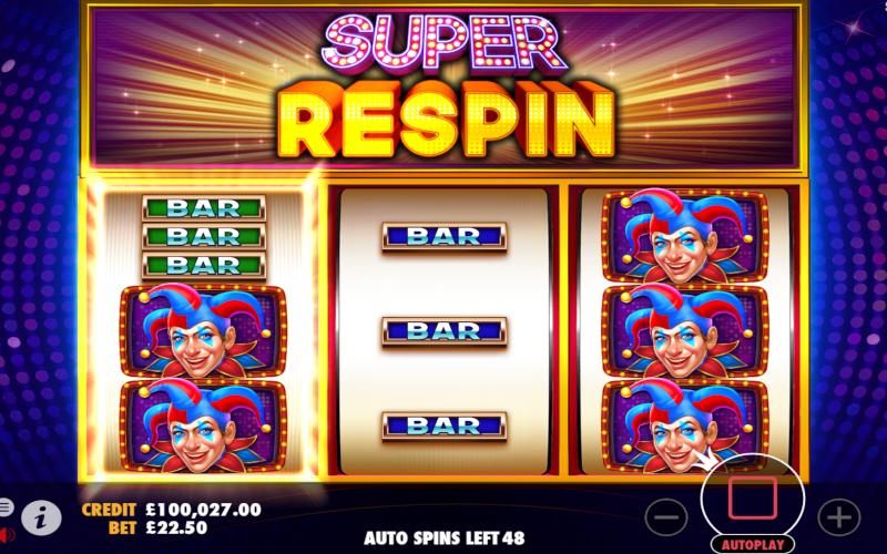 Giới thiệu game slot Super Joker
