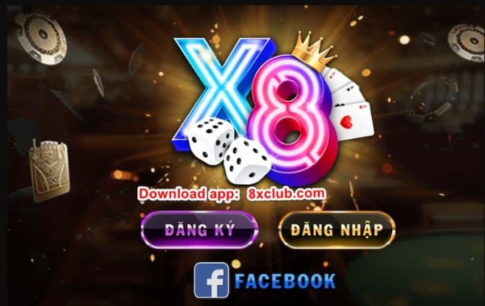 Nhà cái X8 club – cổng game bài với nhiều phần thưởng hấp dẫn