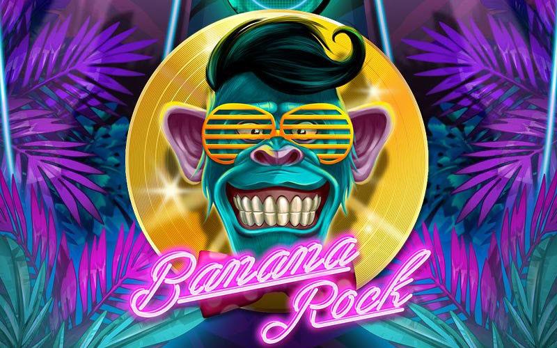 Game slot Banana Rock