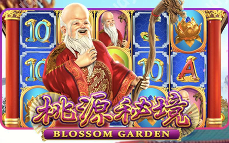 Game slot Blossom Garden
