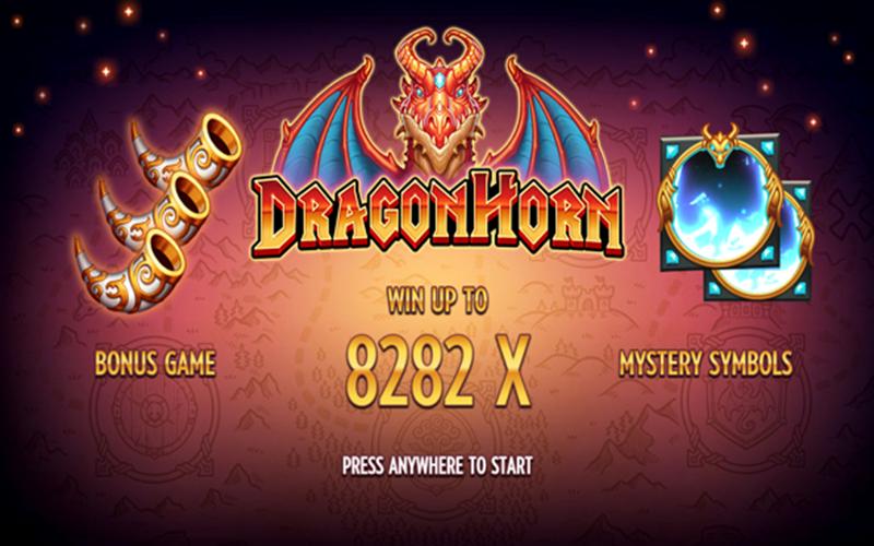 Dragon Horn - Vòng quay miễn phí và tiền thưởng