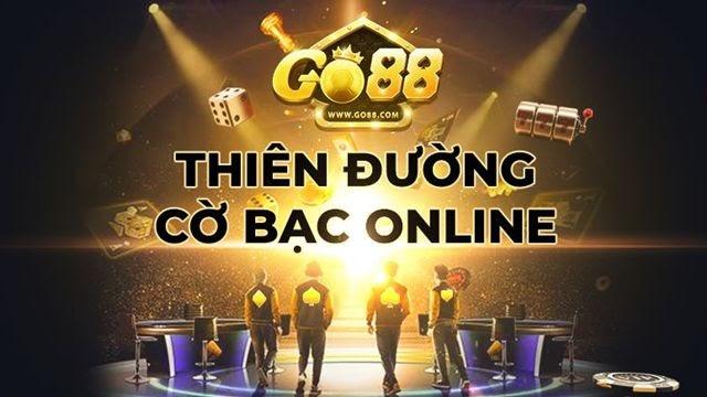 Go88 thiên đường cờ bạc online