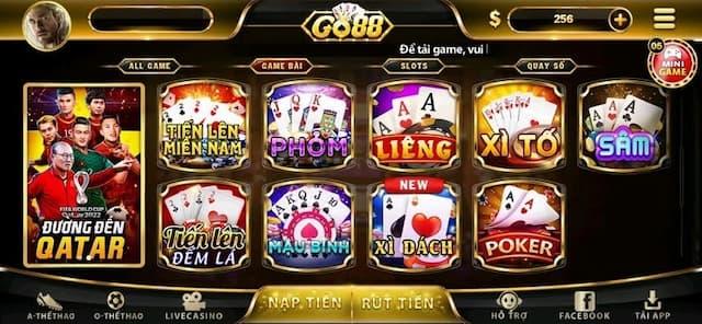 Go88 mang lại nhiều lợi ích cho người chơi