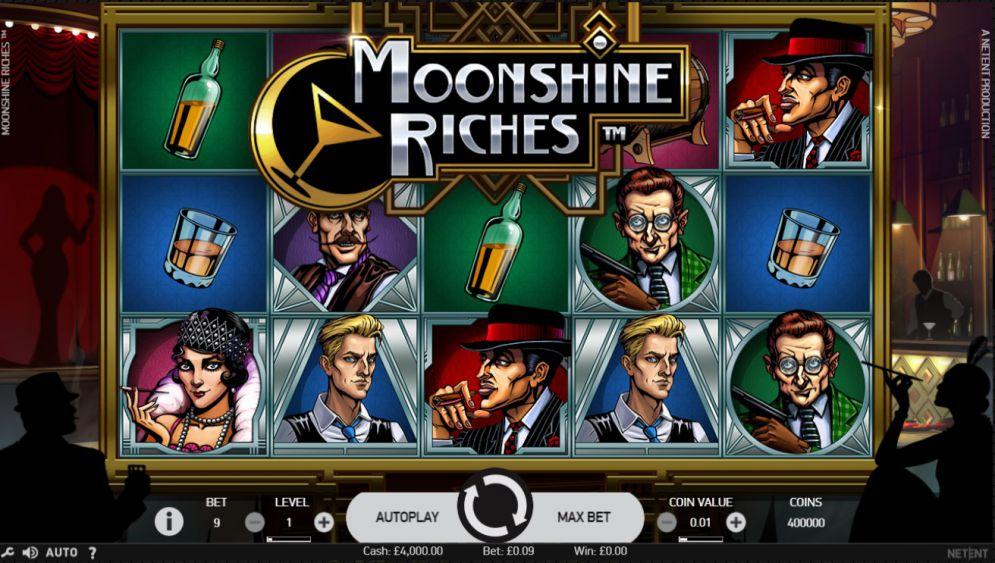 slot Moonshine