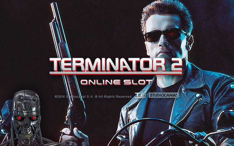 Terminator 2 - Siêu phẩm game slot trong mùa hè này