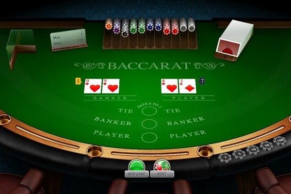 Kinh nghiệm chơi baccarat