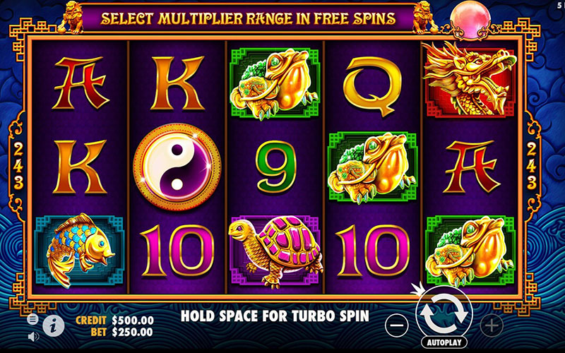Giới thiệu game Slot 5 Lions Gold