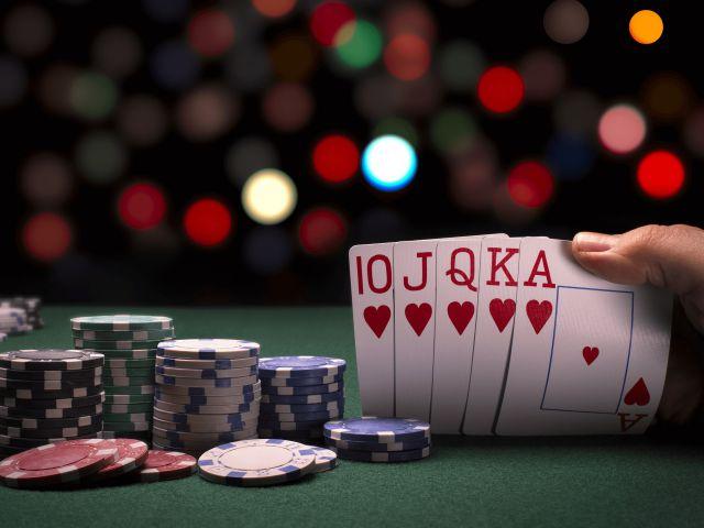 Tổ hợp trong poker