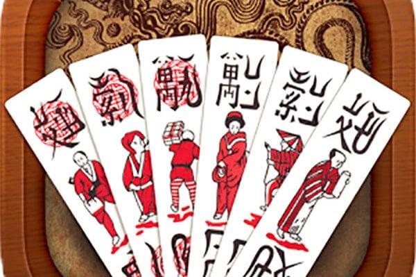 Những lá bài trong trò chơi này