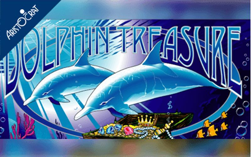 Chinh phục kho báu trong lòng đại dương với game slot Dolphin Treasure