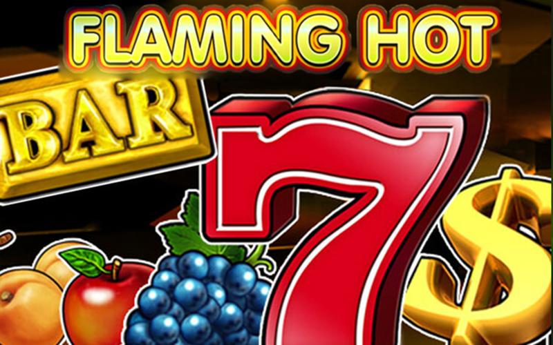Game slot Flaming Hot – trái cây rực cháy trên guồng quay