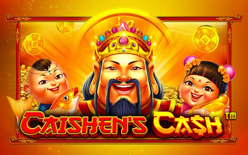 """Slot Caishen's Cash – bạn có phải người may mắn được thần tài """"độ"""" ?"""