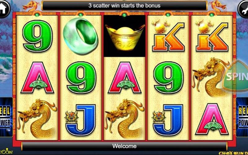 Giới thiệu game slot Choy Sun Doa