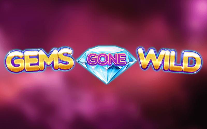 Game slot Gems Gone Wild
