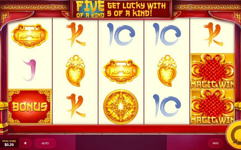 Giới thiệu slot game Magic Gate