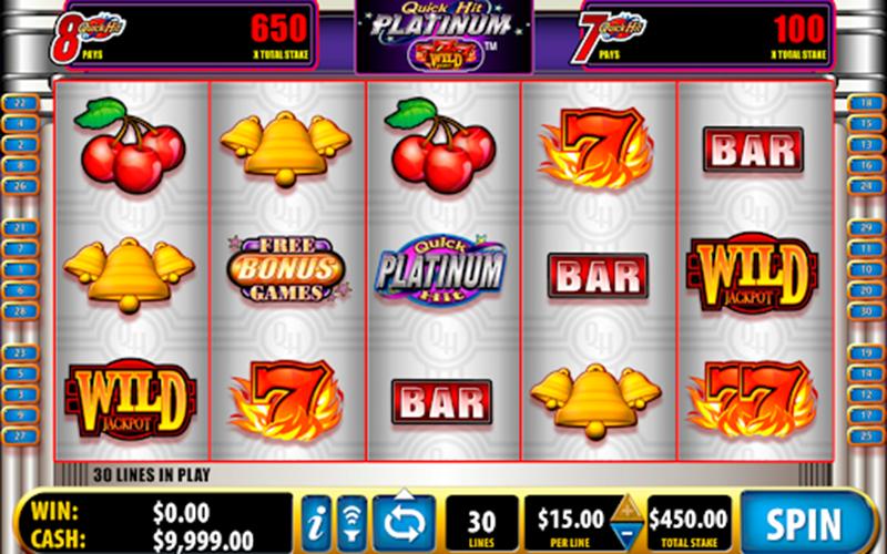 Giới thiệu game đổi thưởng Quick Hit Platinum